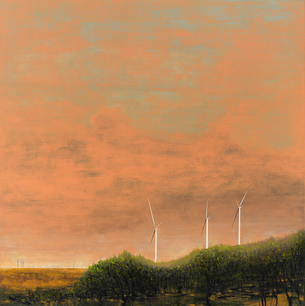 Wind Farm Paintings