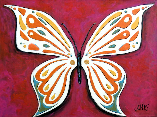 Big Butterfly Art for Sale