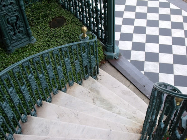 Staircase in Charleston