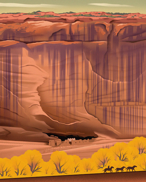 Canyon de Chelly October