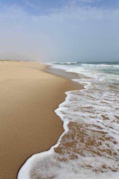 """Cisco Beach Incoming Wave II"" Nantucket Fine Art Photograph"