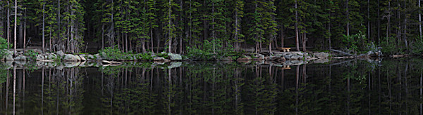 Purchase Bear Lake Panorama for sale as fine art photograph by Mike Jensen.