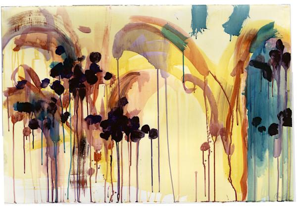 Palace (For Matisse & Frankenthaler) - Original