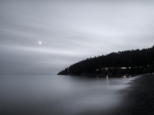 Franklin Beach - Night Exposure