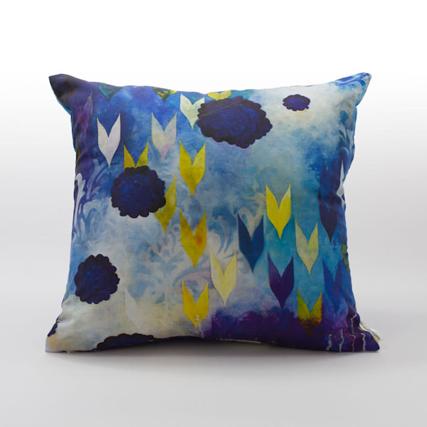 Art Pillows - Fine Art prints onto decorative throw pillows