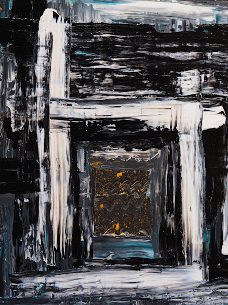 Por'tal' | Dewey Mann | Dewey | Dewey Mann Art | Art | Abstract art | Fineart