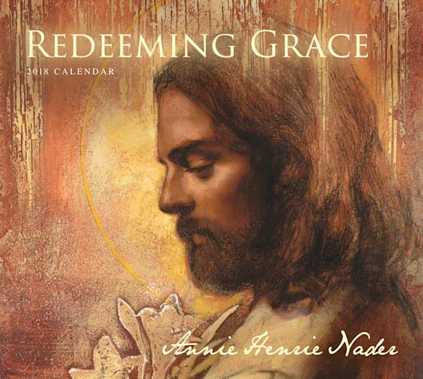 2018 Annie Henrie Nader Calendar - Redeeming Grace