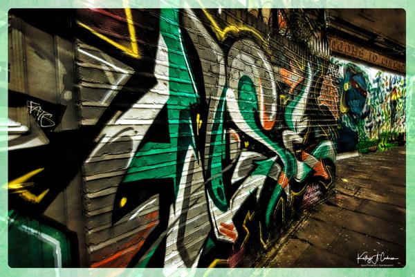 Shoreditch Graffiti 3