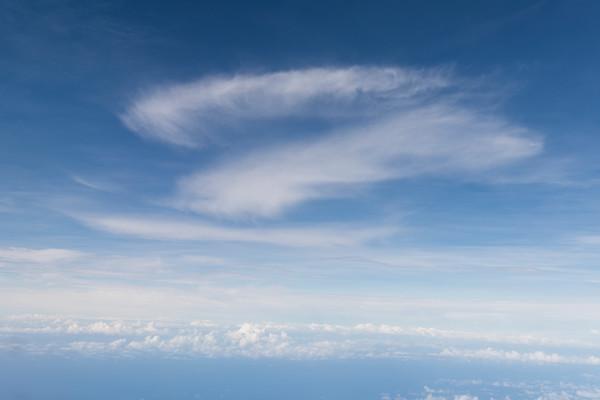 Cloud Formation,  Solomon Islands