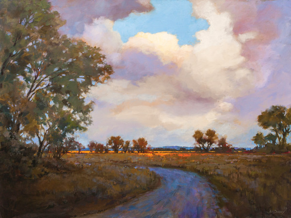 Scattered Sunshine - by Jed Dorsey