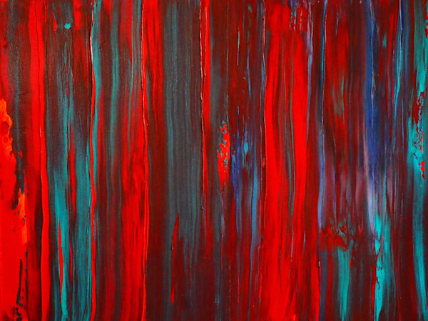 Meltdown | painting | Art | Abstract art | Fine art | acrylic | canvas | Dewey | Dewey Mann | original | prints | Dewey Mann Art |
