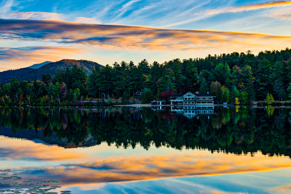 Mirror Lake Sunrise Fine Art Photograph | JustBob Images