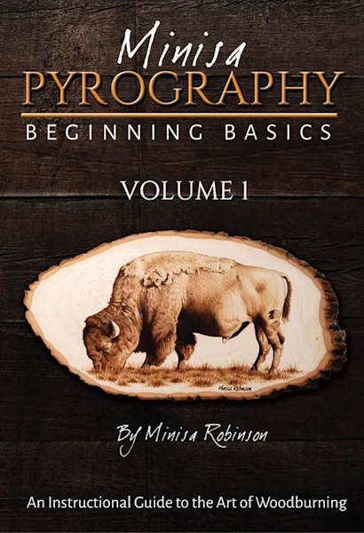 Beginning Basics of Woodburning Volume 1