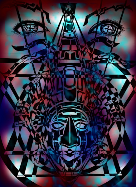 Corey Schmick Digital Visionary Artwork | Digital