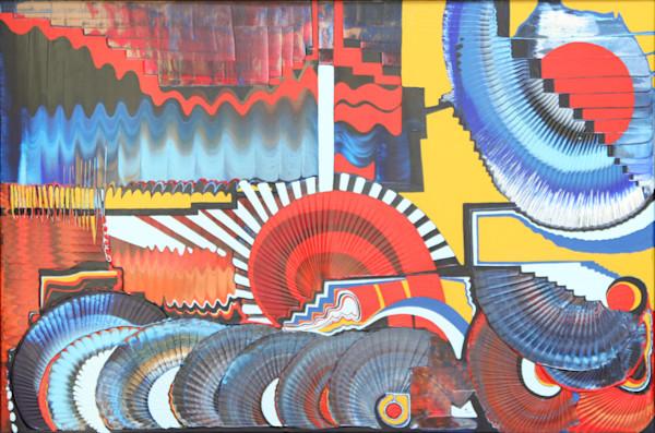 Mandala abstract texture art prints for sale.