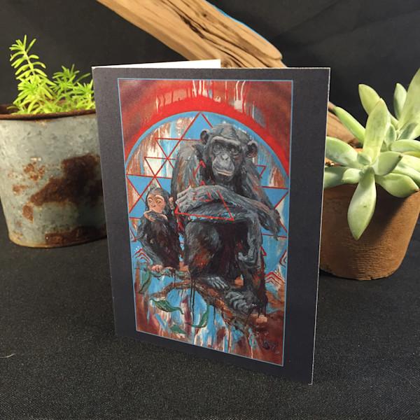 Hominini Card