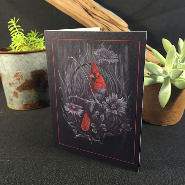 Bird Song Card