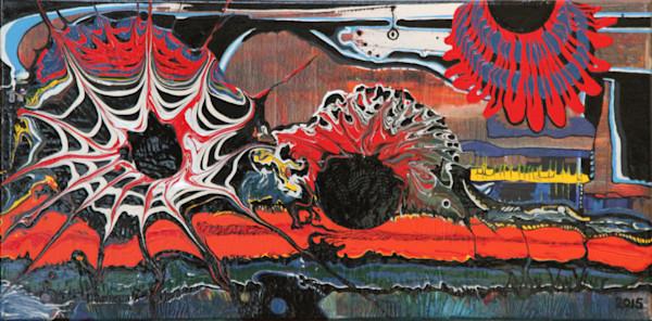 Shiny LSD art print