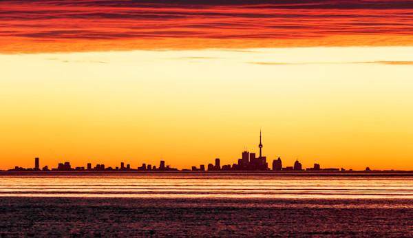 Toronto Skyline by Pierre Ribout | SavvyArt Market photograph