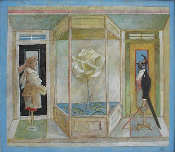 Rose Window - Original - 1983