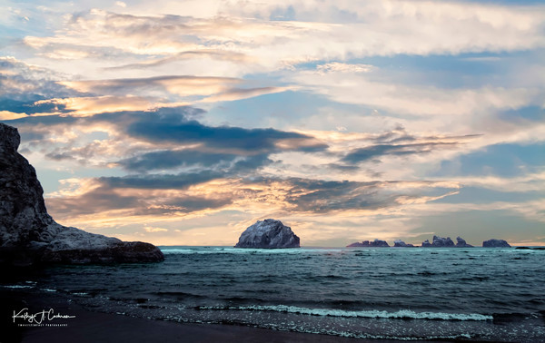 Bandon Beach Rocks copy