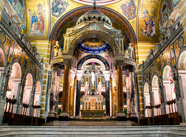 Cathedral Basilica St. Louis