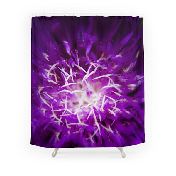 Abstract Flower Decorative Bathroom Accents