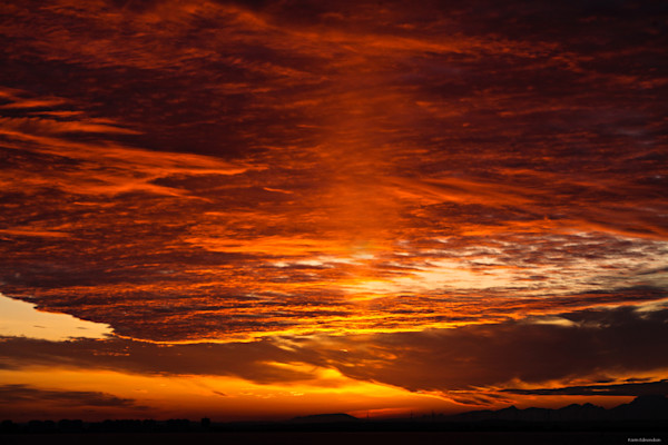"""The Skies Proclaim"" Fine Art Photography by Karen Edmondson   Prophetics Gallery"