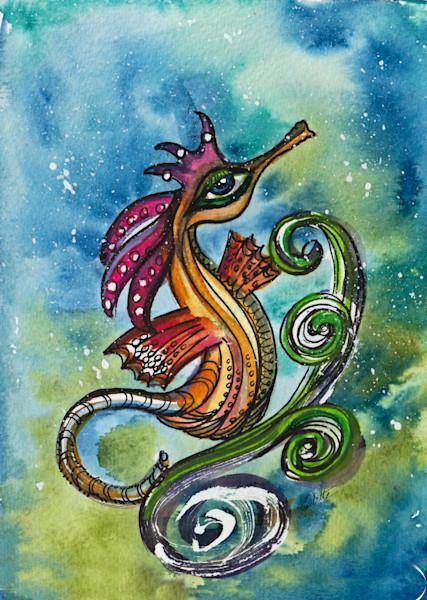 Seahorse Night