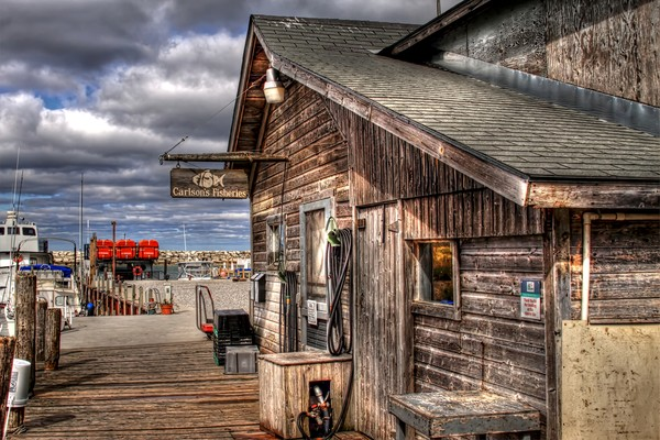Docks and Piers