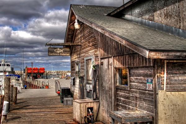 fish-town, leland-michigan, lake-michigan