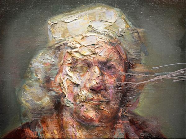 Rembrandt par Mathieu Laca
