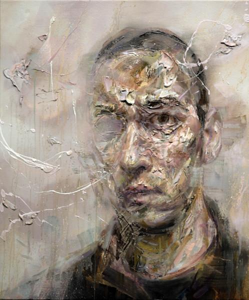 Autoportrait par Mathieu Laca