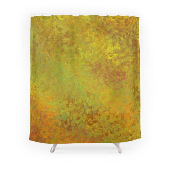 Decorative Bath Accessories: Shower Curtains, Bath mats and more.