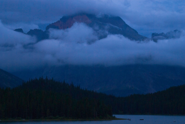 Mt Sherborne, Many Glacier, Glacier National Park