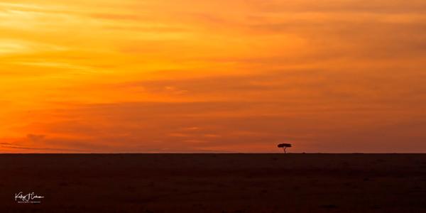 Kenya Sunset 1