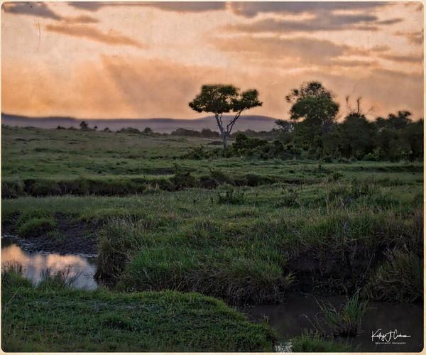 Kenya Sunset 2