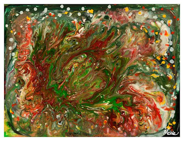 Genesis   Vegetation Art | michelle silverman art