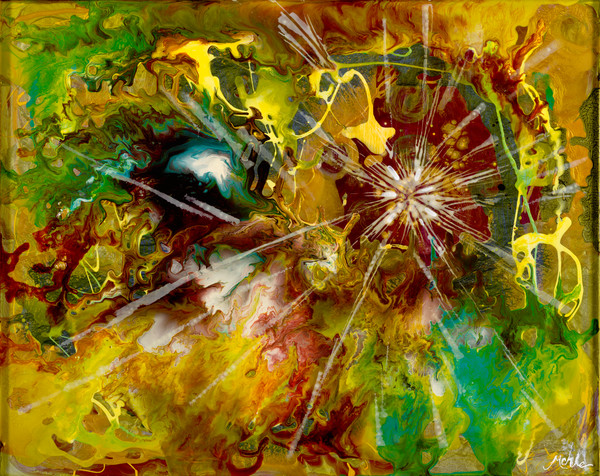 Buy Original Abstract Art Paintings and Prints Online