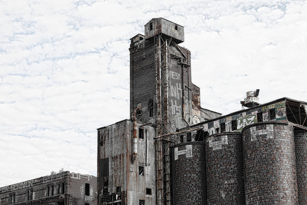Industrial Cathedral