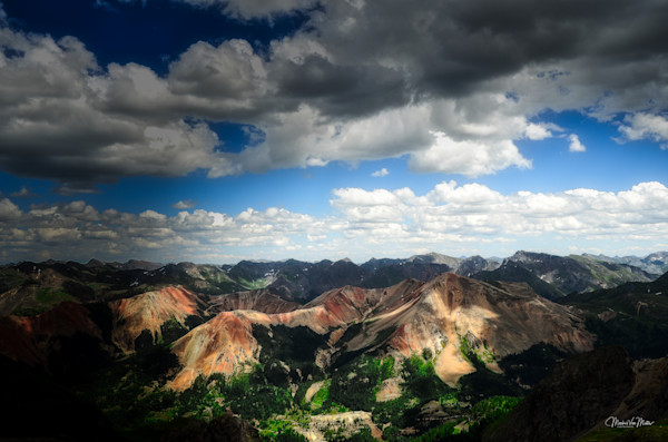 Markus Van Meter's Summerscapes-Red Mountain Group