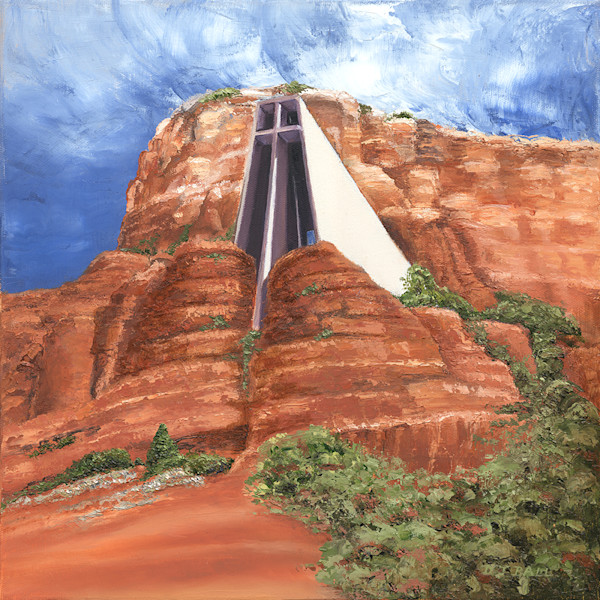 Chapel in Sedona