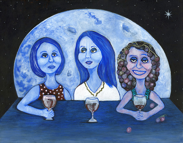 Vino by the Moon
