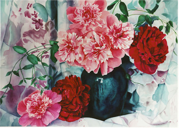4 color lithographic prints