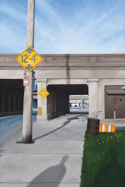 Leading Shadows | Railroad Bridges | Milwaukee, Wisconsin