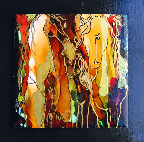 Hidden Horses XV