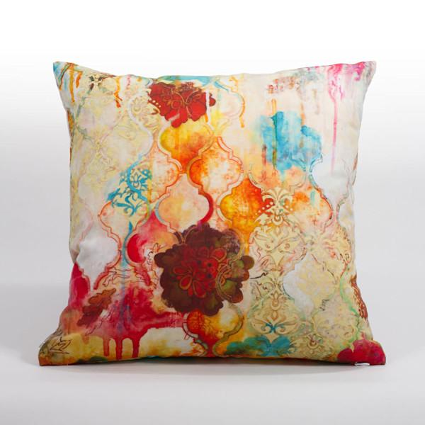 Art Pillows - Fine Art prints onto decorative throw pillows
