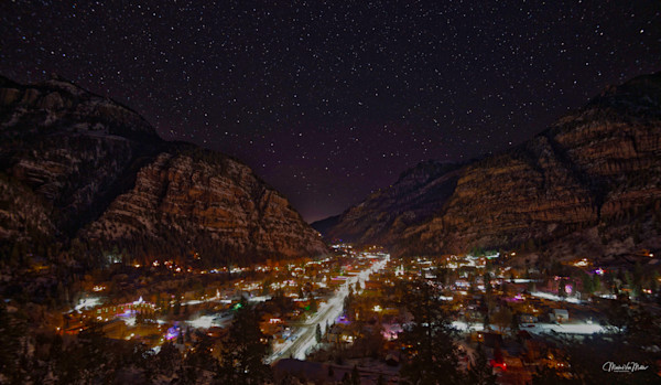 Markus Van Meter's Ouray Collection-Christmas Ever In Ouray