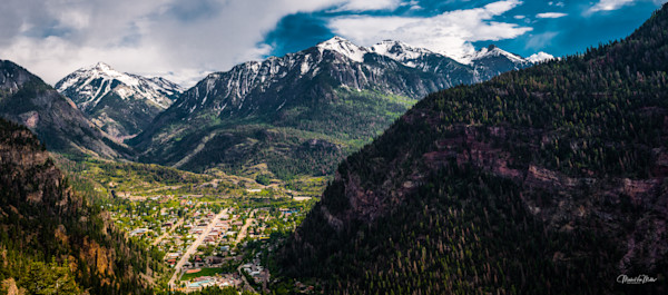 Markus Van Meter's Ouray Collection -Ouray in the San Juan Mountains