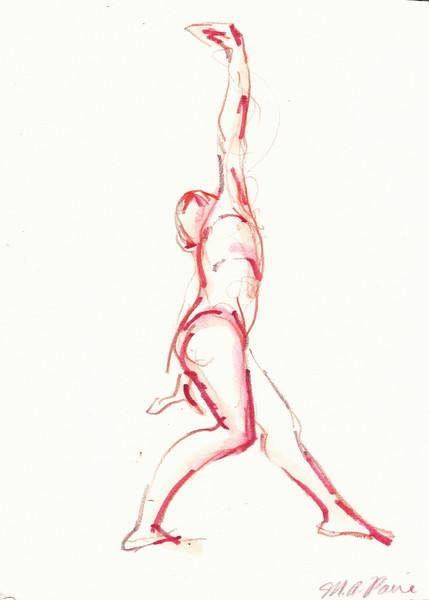 Contemporary Figure Drawing Prints